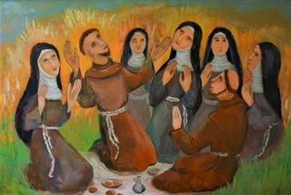 St. Francis and friends
