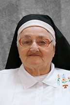 Sister Mildred Rieber