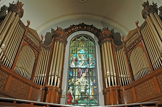 Chapel Choir Organ
